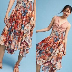 ‼️Anthropologie Theola Maxi Skirt L‼️